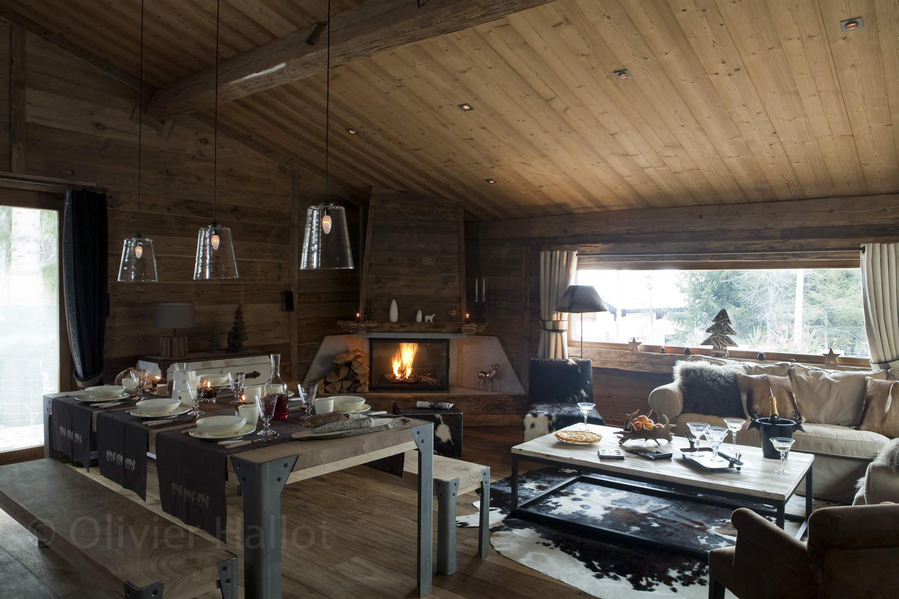 Chalets Nordika constructeur bois, à Bolquère, Pyrénées ...